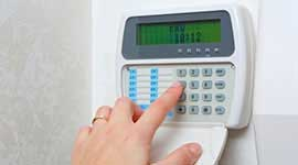 Security Alarm & CCTV systems