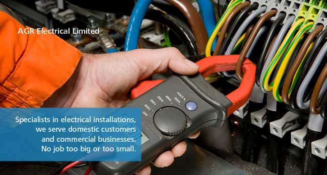 AGR Electrical Warrington