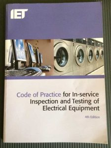 PAT Testing Code of Practice